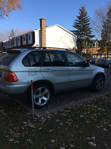 2003 BMW X5 3.0 SUV, Crossover West Island Greater Montréal image 4
