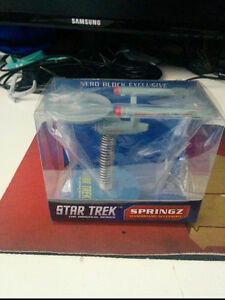 Star Trek Original Series Enterprise Starship Bobble! BNIB