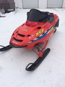 2000 Polaris XCF440 Fan snowmobile