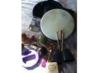 Bodran and percussion instruments