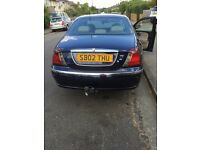 Rover 75 selling or swap for a smaller car