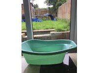 Push chair & Bath