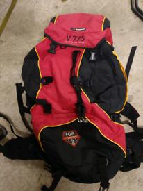 80 ltr rucksack/backpack