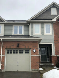 *3 bed Townhouse Available for Rent in Oshawa*