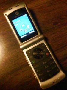 Motorola T1 Samsung Slider Sony Ericsson