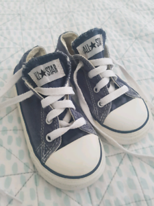 Converse Shoes -Toddler size 8