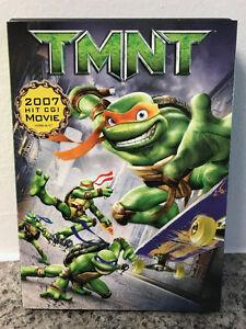 TMNT (2007 CGI) DVD