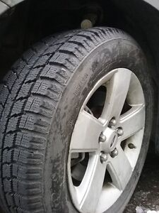205/60R16 Ford Fusion 2010