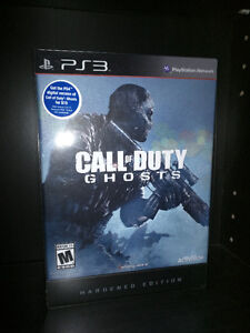 Call of Duty Ghost Hardened Edition