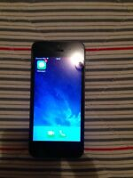 Iphone 5 32Gb avec Rogers/Chat R