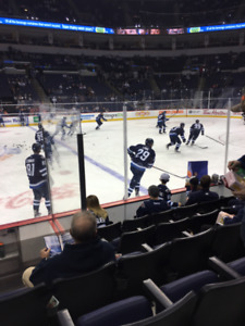 Jets Share Partner Opportunity with Playoffs too! P1 Seats