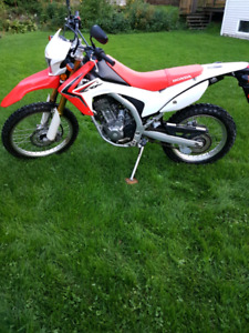 Honda 250L Dual Purpose