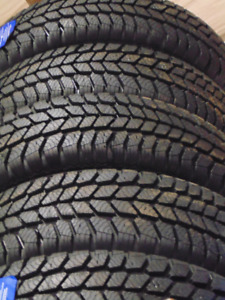 -4 NEW CANADIAN MADE TIRES - 14 inch - FROM $200