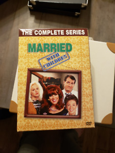 Married With Children DVD SET The Complete Series!