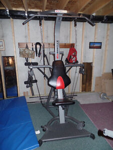 Exercise gym equipment