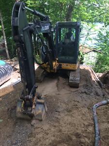 2012 John Deere 50D Excavator