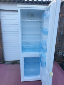 Excellent/super clean 183cm tall frost free fridge freezer ,delivery