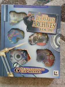 The LucasArts archives Vol III