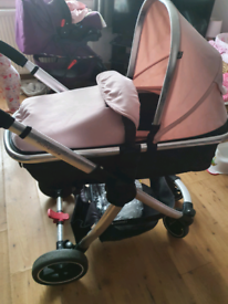 Mothercare pram+pushchair