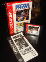 SEGA GENESIS-NBA ACTION 95