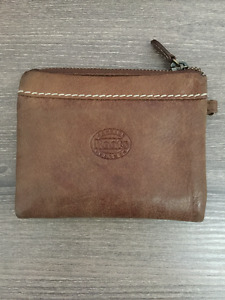 Leather Roots Wallet (Used)