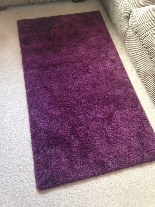 ikea purple rug buy sale and trade ads find the right price