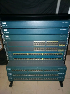 Cisco Networking Gear