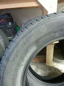 Set of all season tires forsale Peterborough Peterborough Area image 4