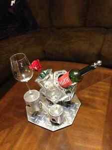 engine cylinder liquor/wine bottle holders St. John's Newfoundland image 4
