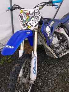 2006 yamaha YZ250F for sale or trade?