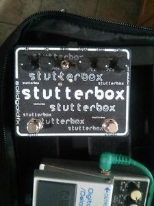 SolidgoldFX Stutterbox Tremolo