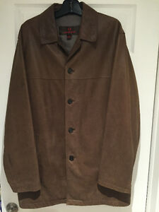 Manteau Danier en cuir pour homme  Danier Leather Coat