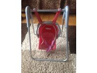 Graco baby cot,gym,swing