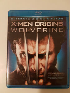 X-MEN ORIGINS WOLVERINE WITH DIGITAL COPY INCLUDED