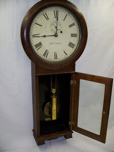 WTB antique wind up CLOCKS - Wall Mantle Shelf ANY CONDITION