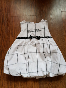 Size 3 to 6 months baby girl dress