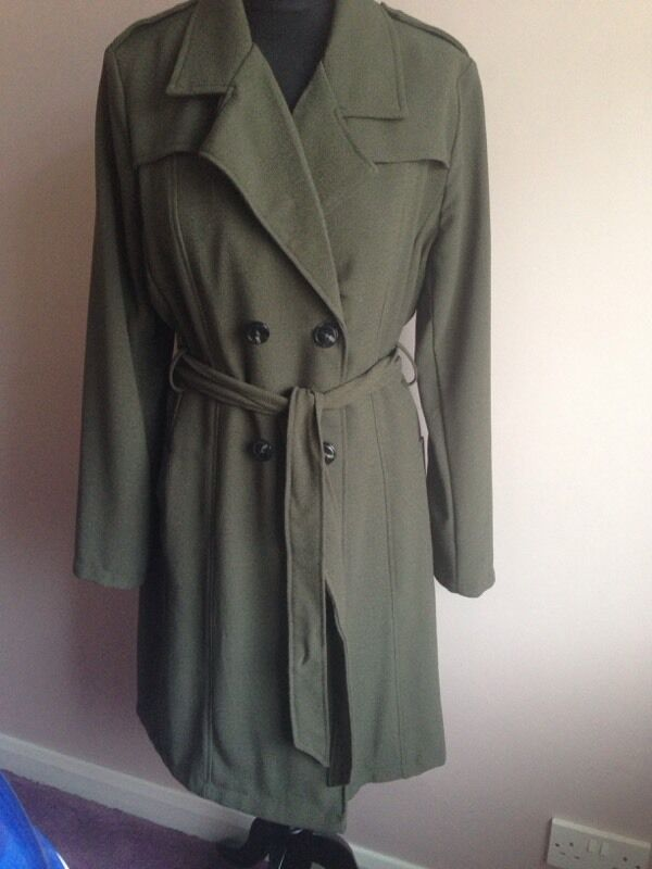 Women's coat Mac