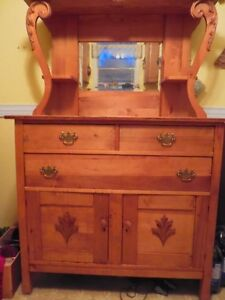 HUTCH /Vintage Cabinet/ accent piece