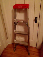 Brand new 4 FT Ladder to trade for 6 FT Ladder