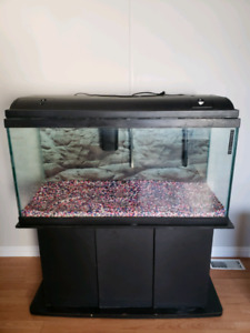 90 gal aquarium with lid