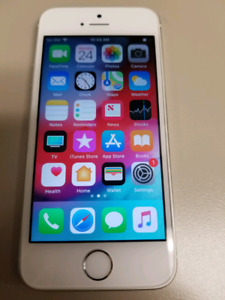 Iphone 5s 16gb locked to rogers