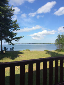 NorthShore Waterfront Cottage for Sale - Easy Living