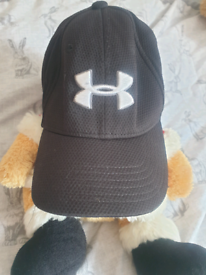 black under armour baseball hat s/m