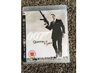 007 PS3 game.