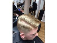FREE gents haircut from up and coming barber, Callum Jones