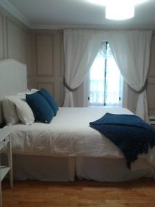 Chambre meublée à louer centre-ville Chicoutimi - Disp. 15 Avr