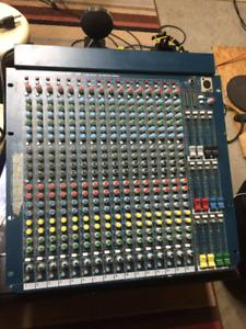 Allen & Heath - In Ear Monitor Board with built in split