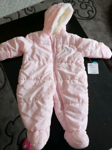BN with tags Size 6-9 Months Winter Suit