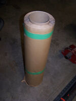 Roll of Ice  & Water seal