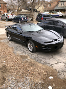 Need body parts for 02 trans am